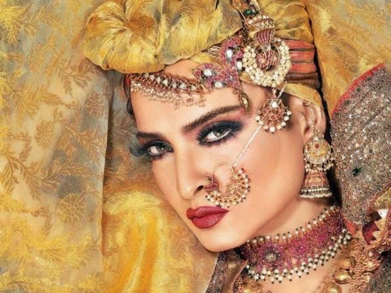 Rekha: The Evergreen Bollywood Diva