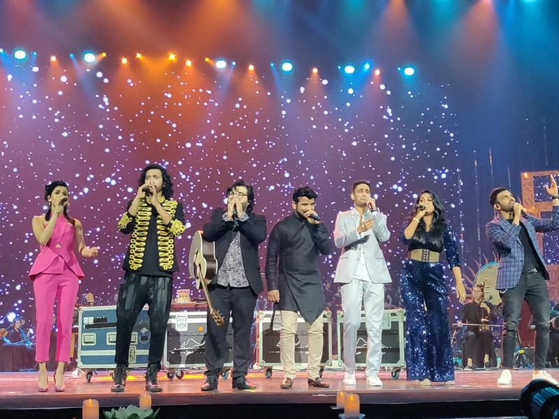 The Magic of Cinema Brought Alive By Pritam and Band