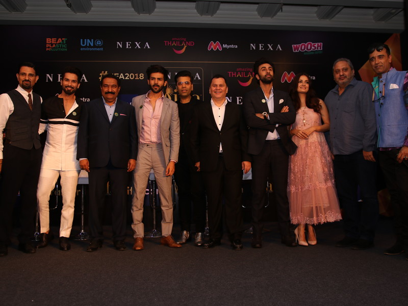 Here are the nominations for the 19th Edition of NEXA IIFA Awards 2018!