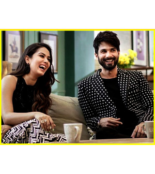 Celebrating four years of togetherness: Shahid & Mira Kapoor