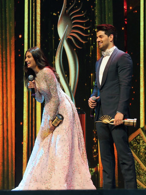 Sooraj Pancholi and Athiya Shetty