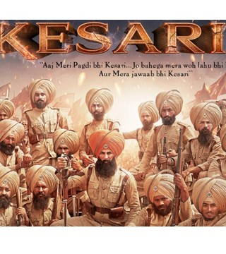 Kesari trailer - A glimpse of an intense tale of strength, valour and patriotism
