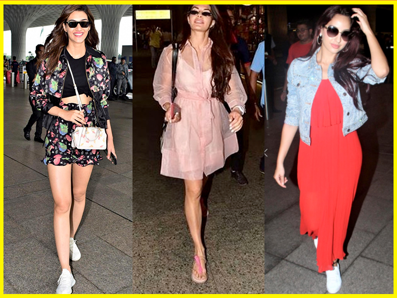 Airport Looks of the Week