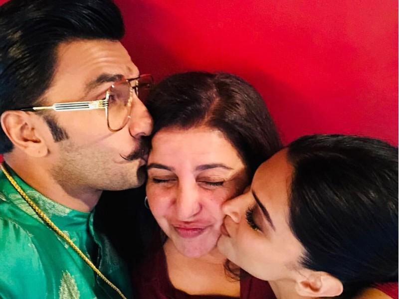 Farah Khan's Wedding Gift to Ranveer and Deepika Is Too Sweet For Words