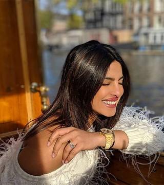 Priyanka's bachelorette is every brides dream!