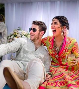 Wedding bells for NickYanka
