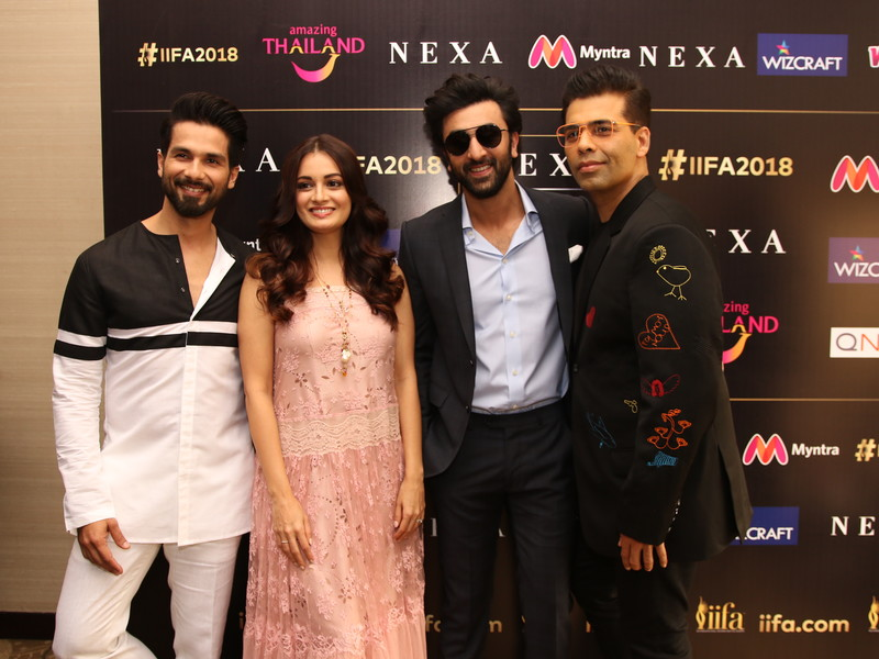 Wizcraft International announces the dates and all the details on IIFA 2018 at the Delhi Press Conference