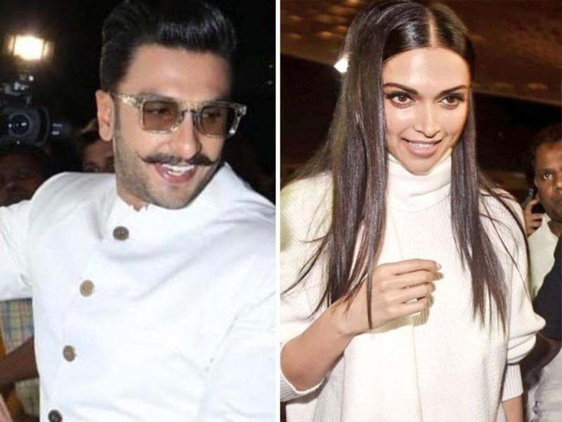 The Wedding Preps Begin For Deepika Padukone and Ranveer Singh