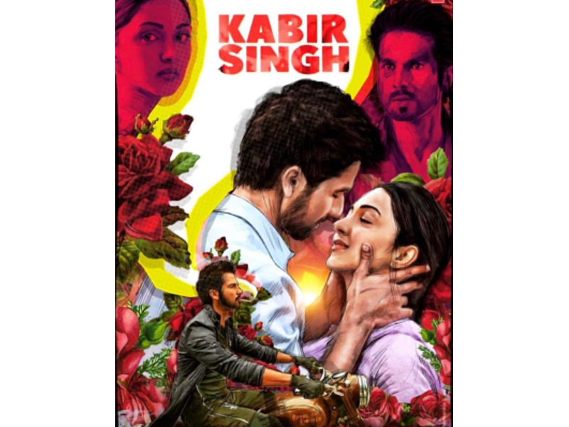 Kabir Singh taking the box-office by storm!