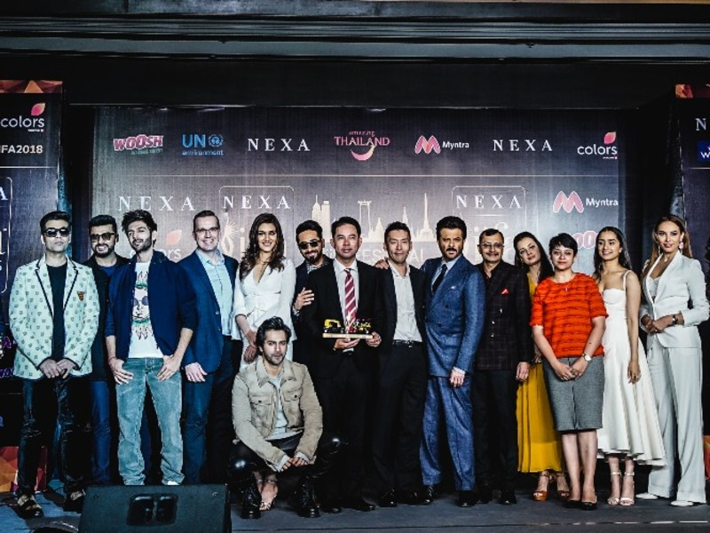 AMAZING THAILAND GEARS UP FOR THE LARGEST BOLLYWOOD AWARDS GALA WITH  THE 19TH EDITION OF IIFA CELEBRATIONS SET TO BE HELD IN BANGKOK!