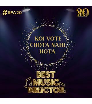 Best Music Director: Nominees
