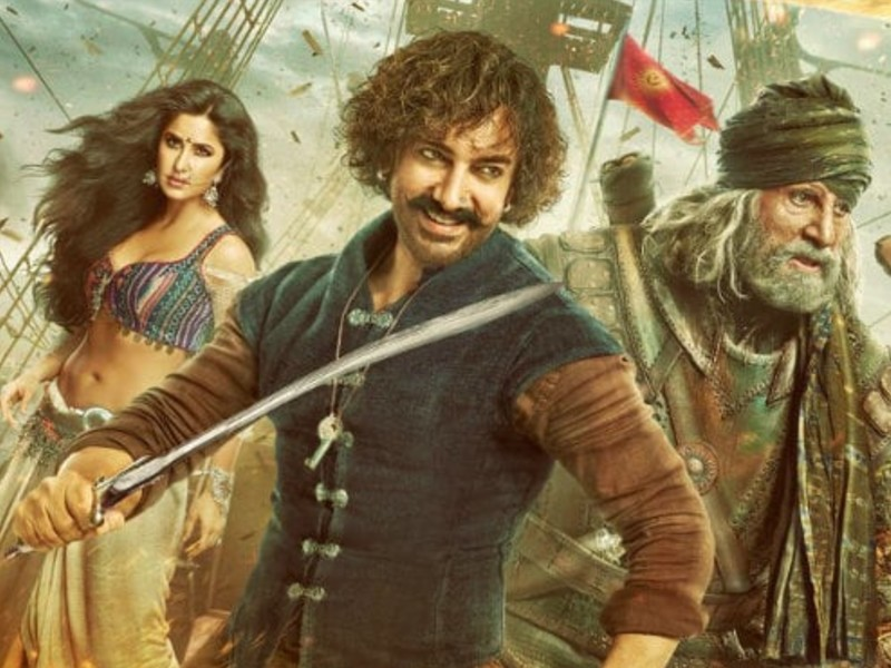 3 Reasons to watch Thugs Of Hindostan