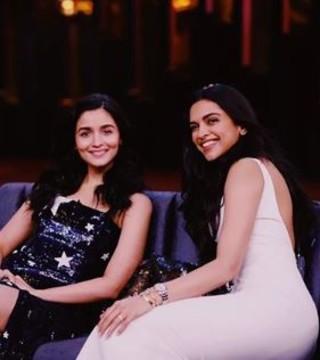 Here's How Alia Bhatt And Deepika Padukone Became Friends