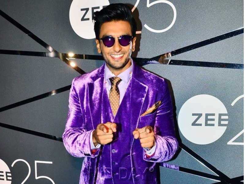 Stars who aced the color of the year - Ultra Violet