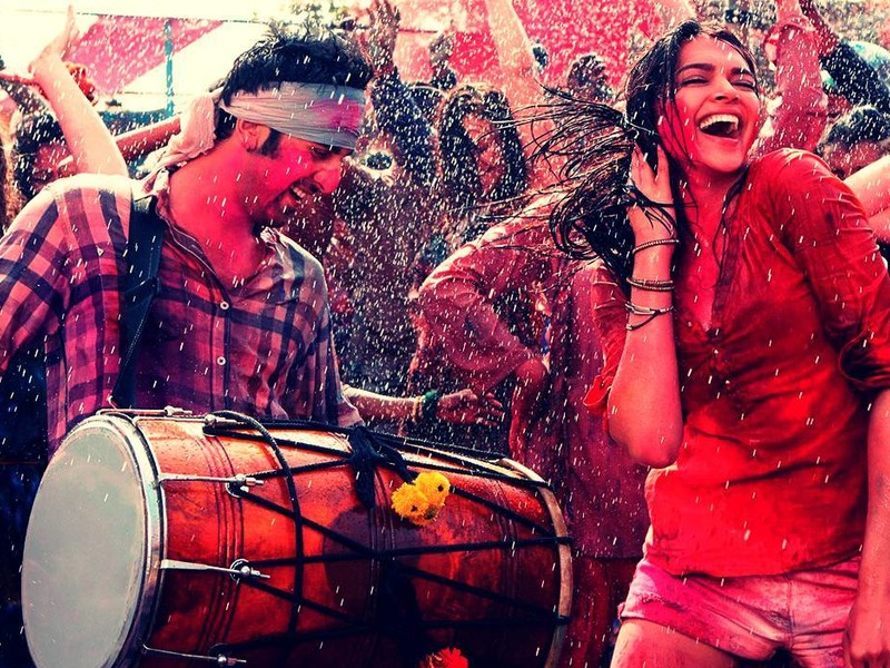 Best Holi Playlist from Bollywood